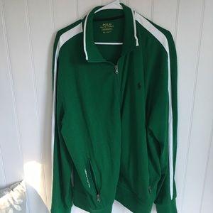 Ralph Lauren Polo Performance Zip Up Jacket
